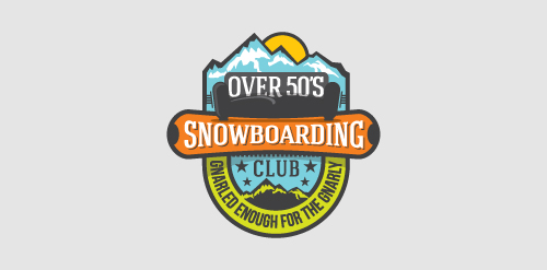 Over 50's Snowboarding