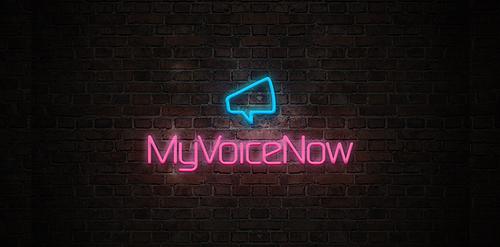 MyVoiceNow logo