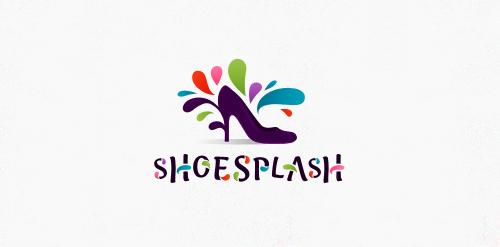 Winged Shoe Logo