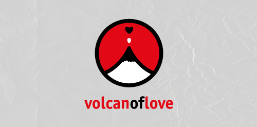 Volcano of love