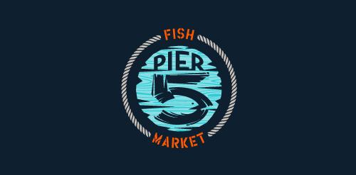 Pier 5 Fish Market – minimal