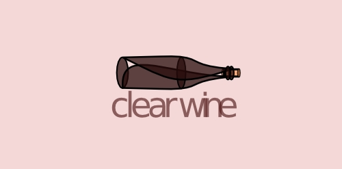 Clear Wine