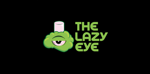 THE LAZY EYE