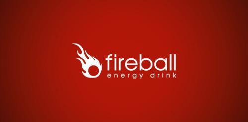 Fireball Logo Fireball energy drink logo Fireball Whiskey Logo