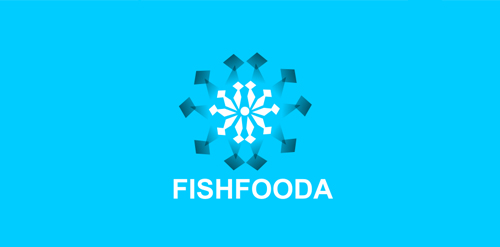 Fish Food Logo