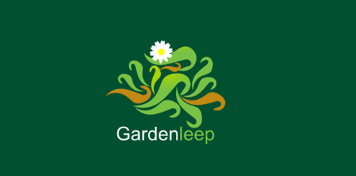 Garden Landscape Logo Design