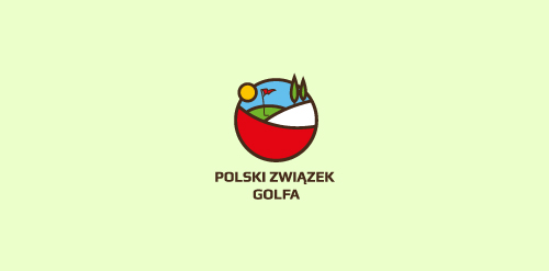Polish Golf Union logo