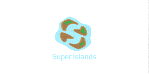 Super Islands logo