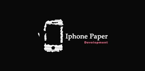 I phone paper