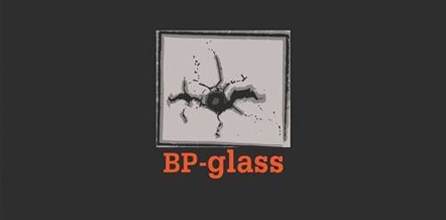 BP-glass
