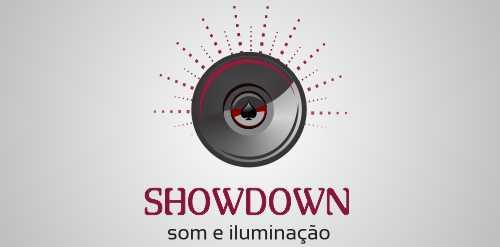 ShowDown som e iluminação