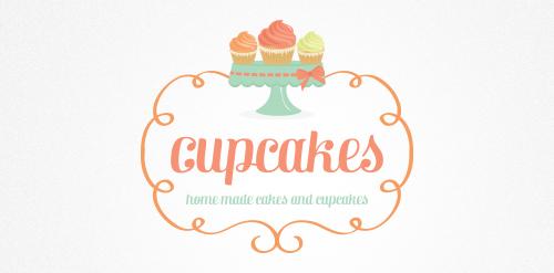 cupcakes logo � logomoose logo inspiration