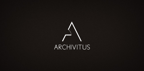 Archivitus logo logomoose logo inspiration for Architecture logo inspiration