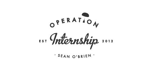 Operation Internship