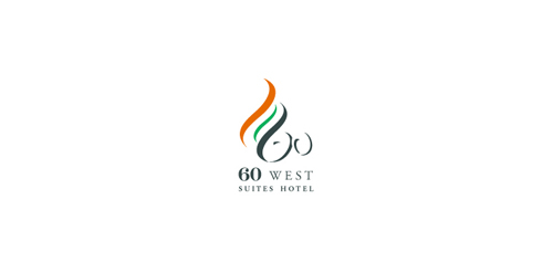 60 west suites hotel logo