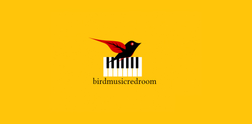 Music Bird Logo