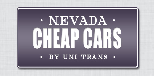 Nevada Cheap Cars