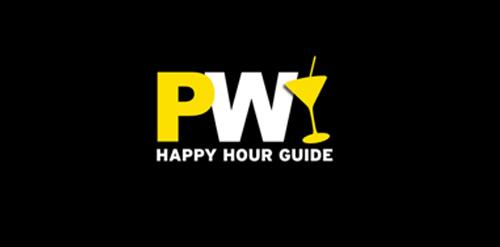 Phildelphia Weekly Happy Hour Guide iPhone App Identity