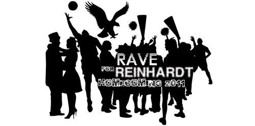 Rave for Reinhardt