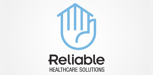 Reliable Healthcare Solutions | LogoMoose - Logo Inspiration