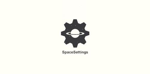 Space Settings logo