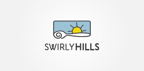 Swirly Hills
