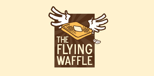 The Flying Waffle