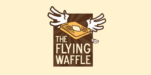The Flying Waffle