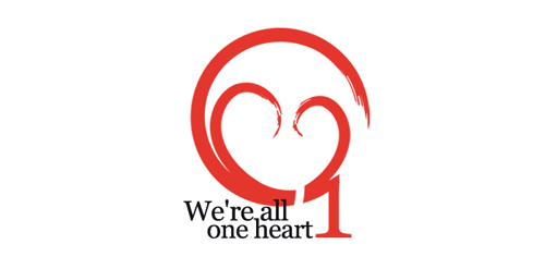 we are all one heart