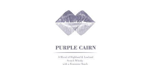 Purple Cairn logo