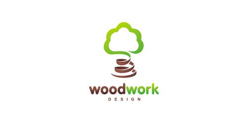 Woodwork Design logo
