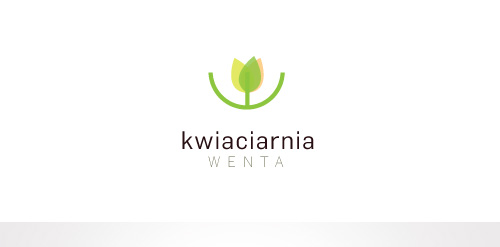 logo for flower company
