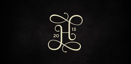 H-monogram  H Logo