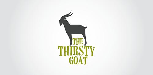 Thirsty Goat
