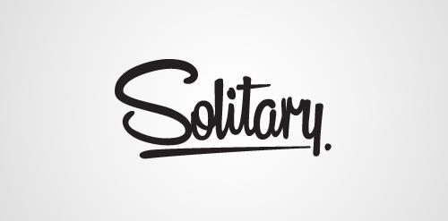 Solitary Clothing Logo Logomoose