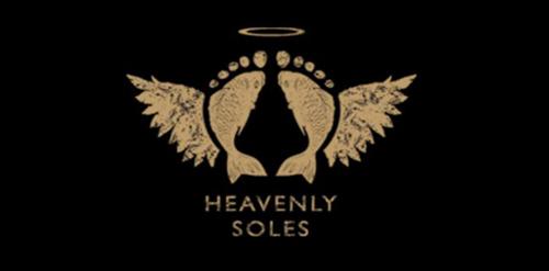 Heavenly Soles Spa Logo Design