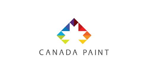 Canada Paint logo • LogoMoose