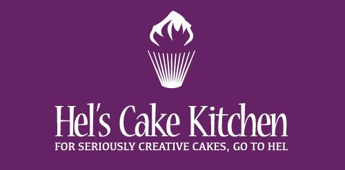 Hel's Cake kitchen