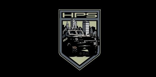 HPS SWAT Truck Emblem
