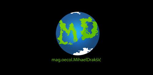 Mihael Draksic personal logo