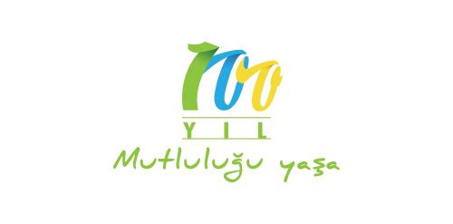 Mugla's Centennial Logo