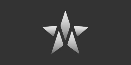 M star logo