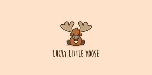 Lucky Little Moose