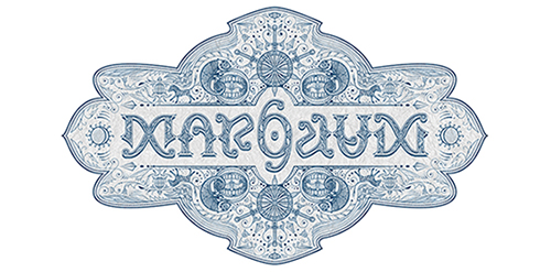 MARGAUX Ambigram
