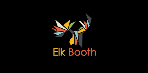 Elk booth