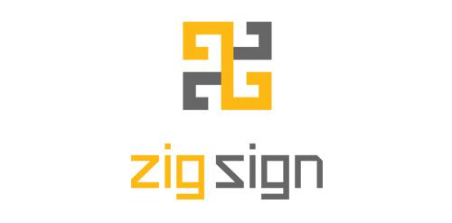 ZIg Sign