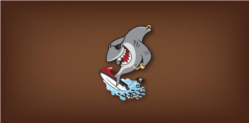 JOHNNY ROTTENS-SHARK
