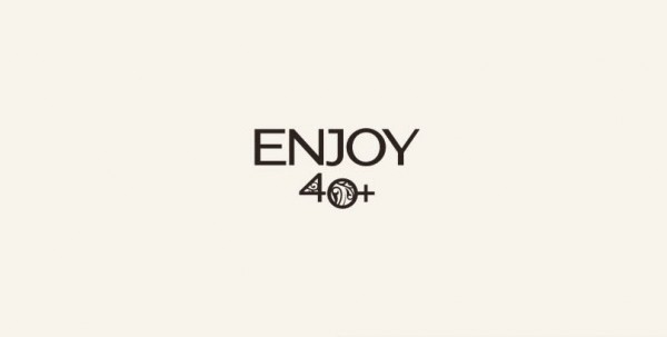 "Brand clothing ""ENJOY 40+"""