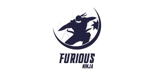 Furious Ninja Logo