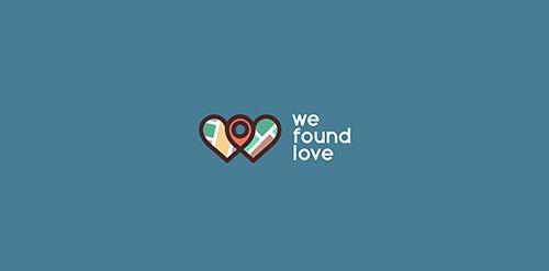 We found love